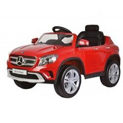 Colibrì Mercedes GLA 12 Volt Elettrico Rosso