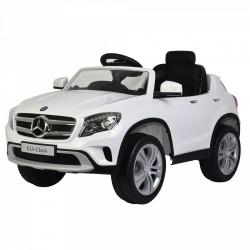Auto Macchina Elettrica Mercedes GLA Bianca 12V Per Bambini