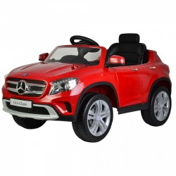 Auto Macchina Elettrica Mercedes GLA Rossa 12V Per Bambini