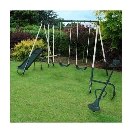 Altalena da giardino ETCD-S011, altalena per bambini