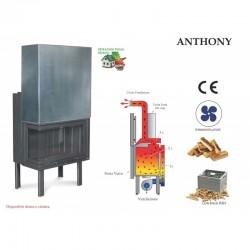 CAMINO VENTILATO ANGOLO ANTHONY 17 KW